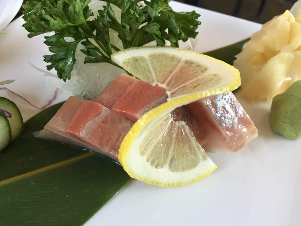yellowtail sashimi calories - 1000×750