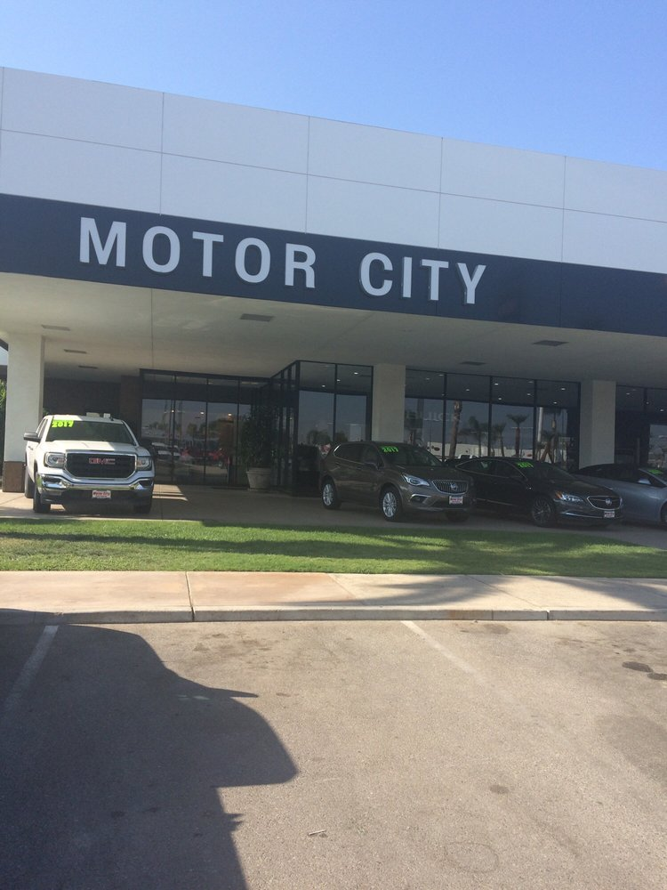 Photo of Motor City Buick GMC - Bakersfield, CA, United States. GMC Bakersfield