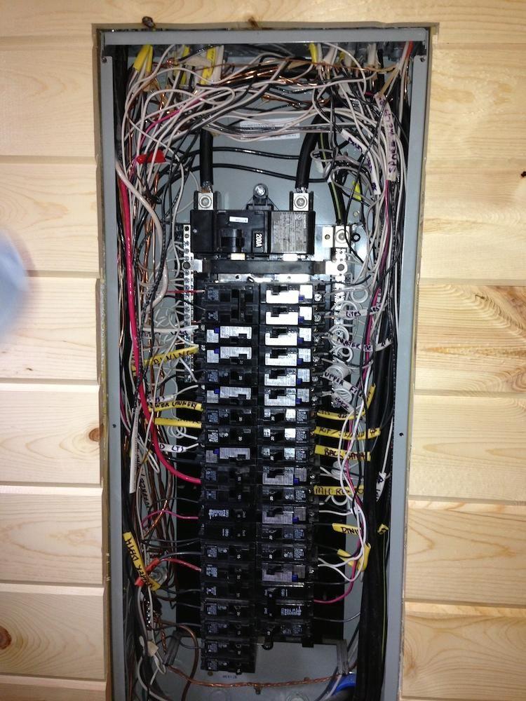 Timber Ridge Electric: Merrifield, MN