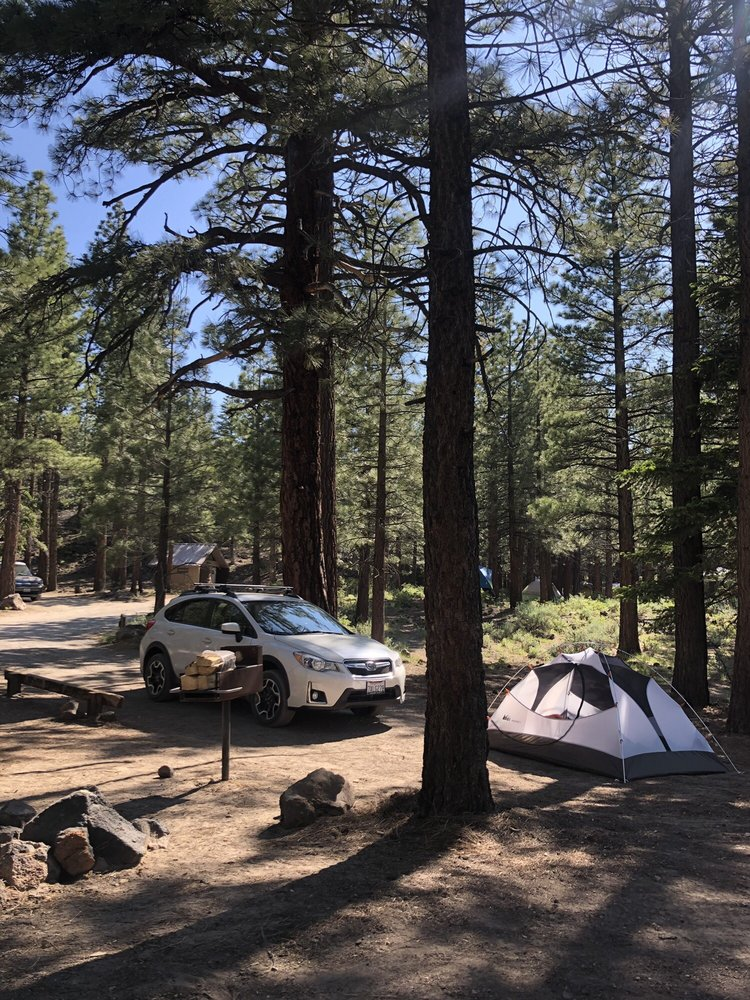 Sherwin Creek Campground: Sherwin Creek Rd, Mammoth Lakes, CA