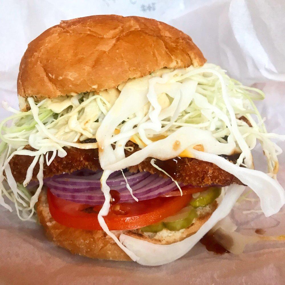 Katsu Burger - Capitol Hill