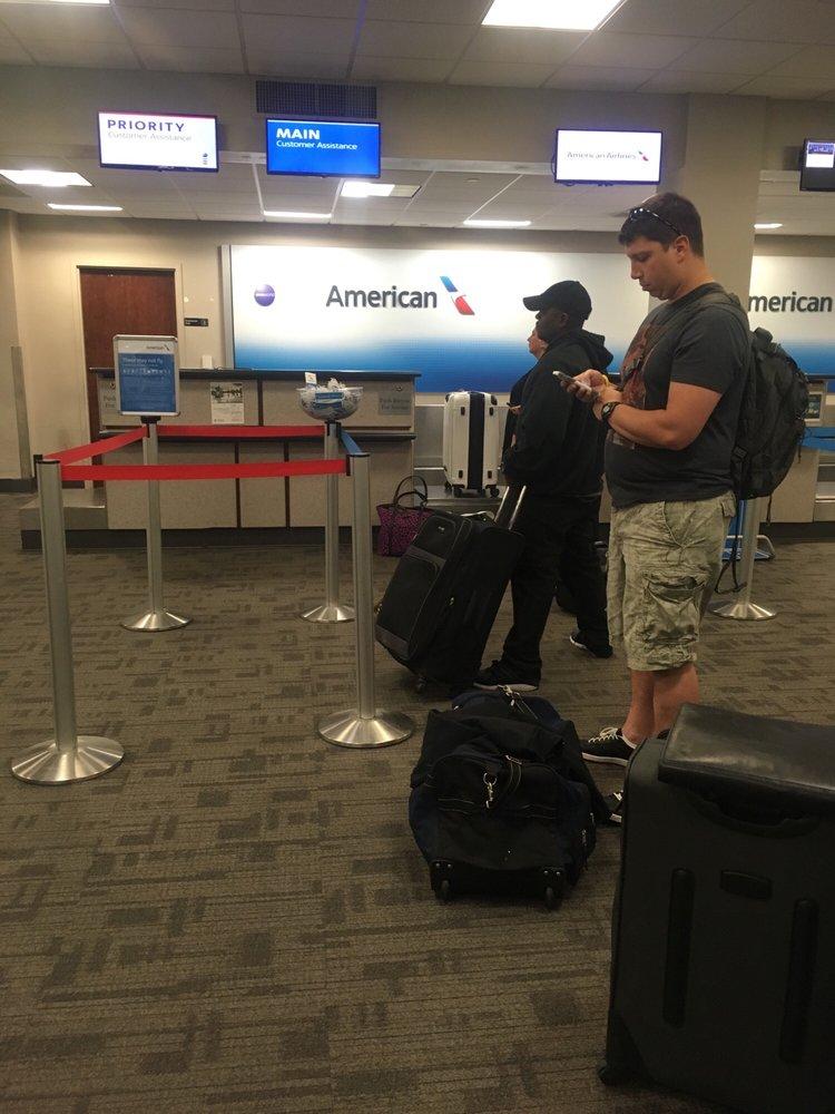American Airlines: 9430 Jackie Cochran Dr, Baton Rouge, LA