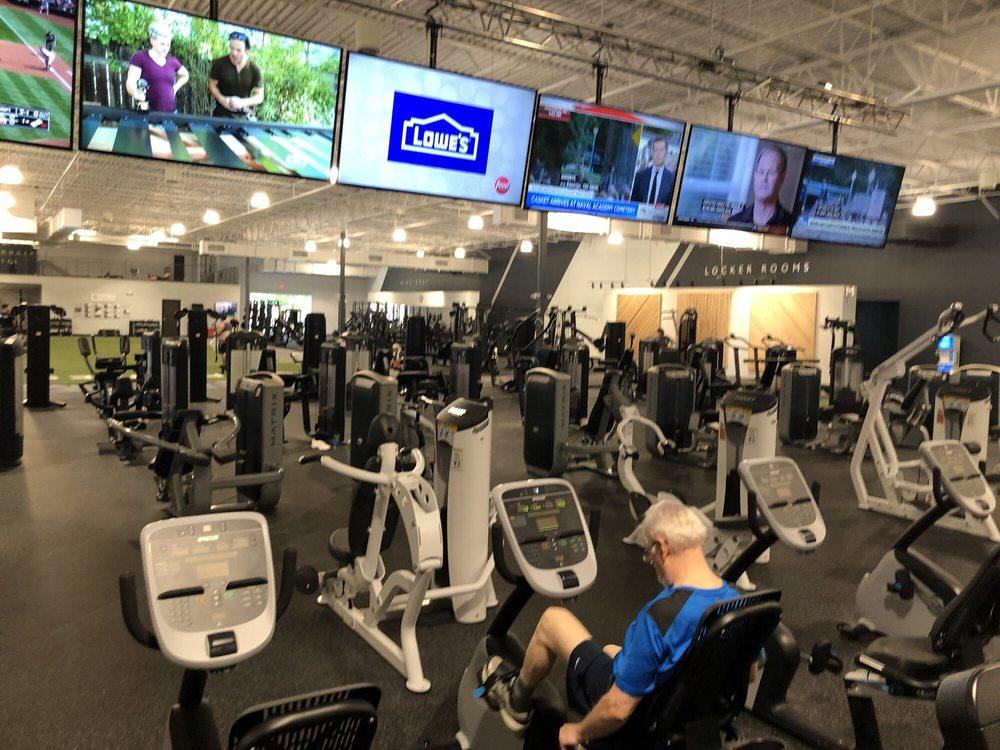 O2 Fitness - Morrisville