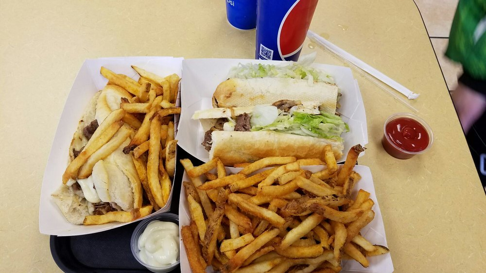 Food from Grand Junction Grilled Subs