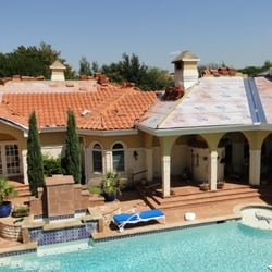 Photo Of Peak Roofing Systems   Frisco, TX, United States. Tile Roofing