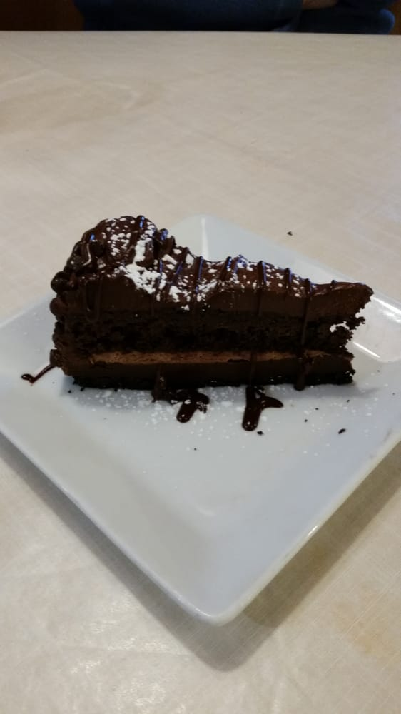 Ruby Tuesday Ultimate Chocolate Cake