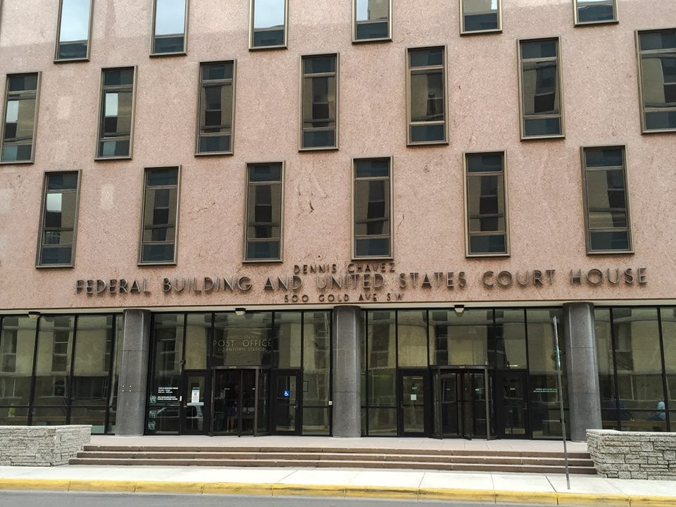 U S Bankruptcy Court  District of New Mexico