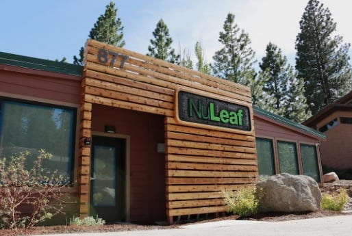 NuLeaf Lake Tahoe: 877 Tahoe Blvd, Incline Village, NV
