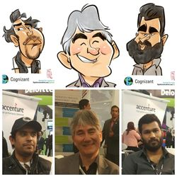Yelp Reviews for Ninja Sketch - 27 Photos - (New) Caricatures - 7600