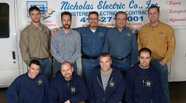 Nicholas Electric: 525 Duquesne Way, Braddock, PA