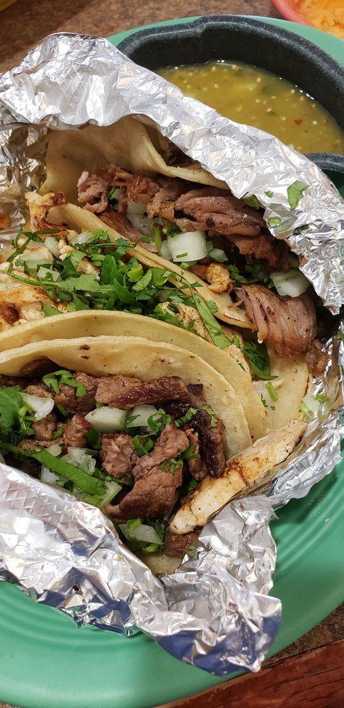 Jalisco Mexican Restaurant: 201 S Main St, Pinckneyville, IL