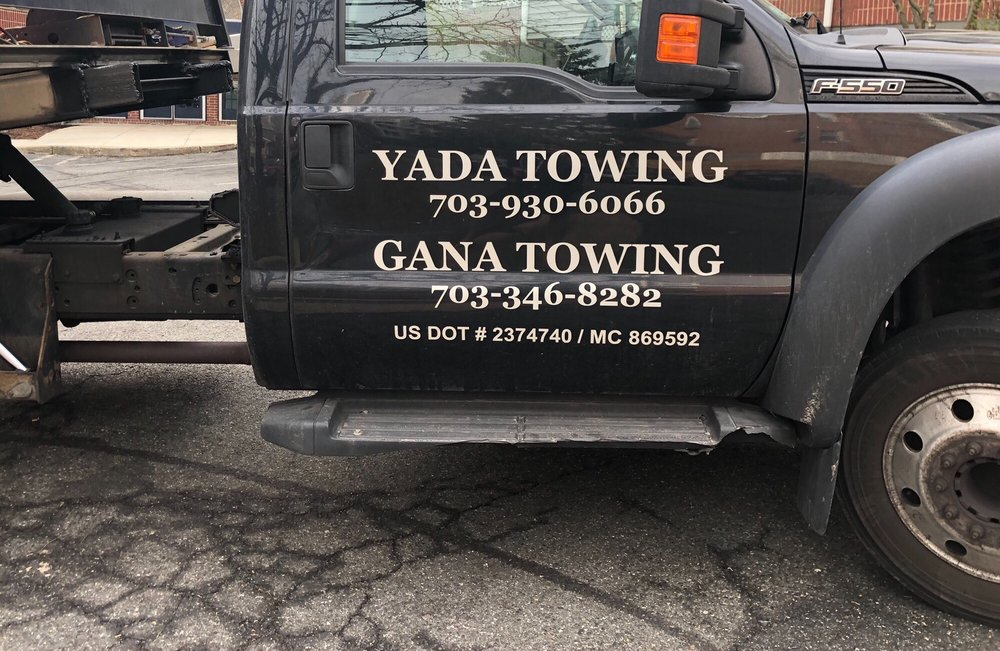 Towing business in Annandale, VA