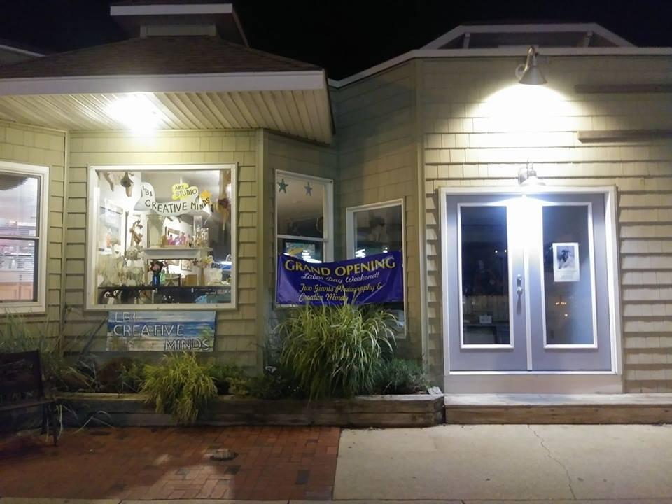 LBI Creative Minds: 414 N Bay Ave, Beach Haven, NJ