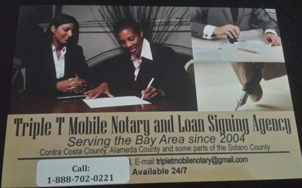 Richmond (CA) United States  city photos : Triple T Notary Notaries Richmond, CA, United States Photos ...