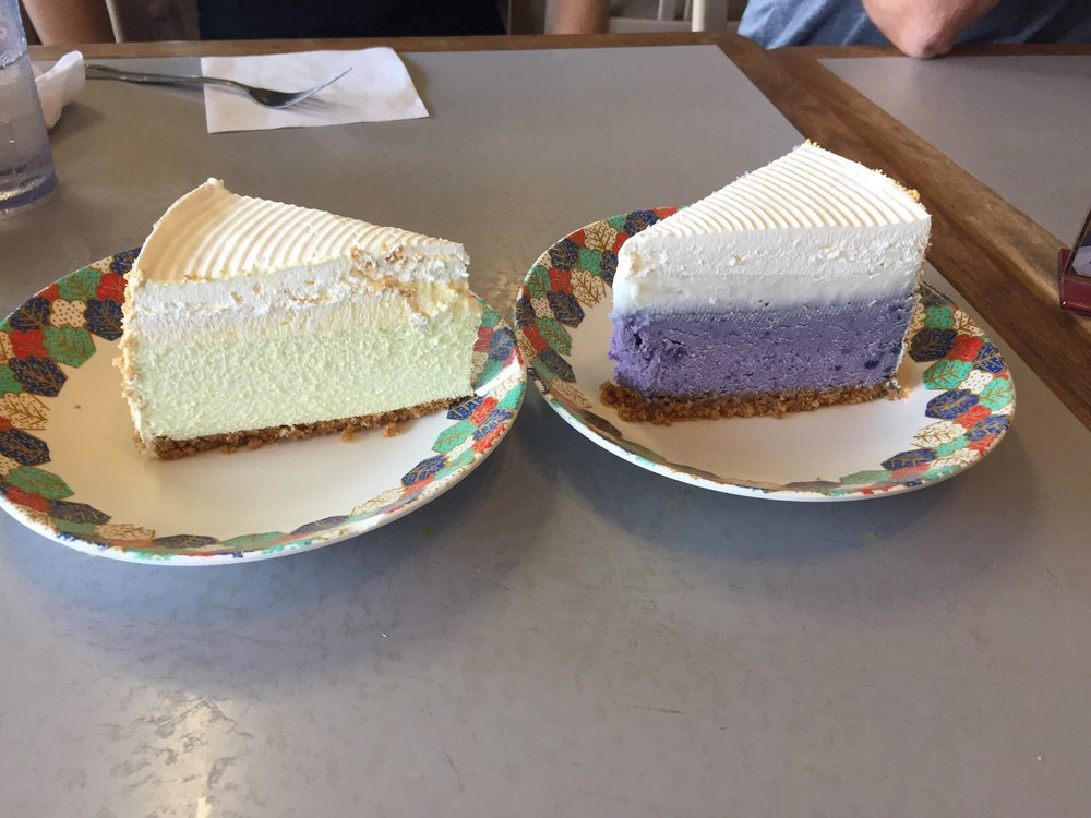 Key Lime Pie And Okinawan Sweet Potato Pie Yelp