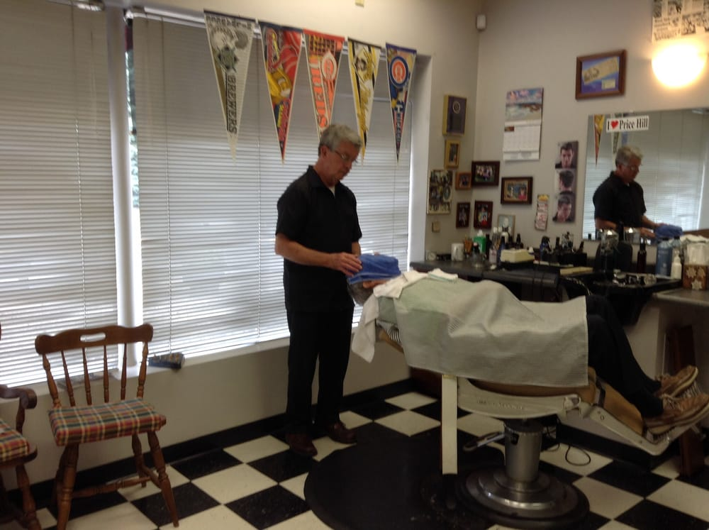Mr. & Mrs. Grote's Traditional Barber and Beauty Salon: 4070 W 8th St, Cincinnati, OH