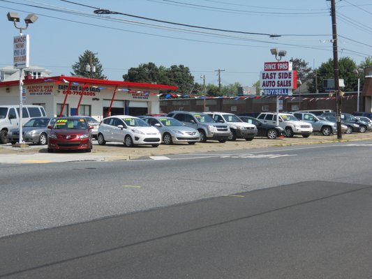 East Side Auto >> East Side Auto Sales Car Dealers 1627 Hanover Ave Allentown Pa
