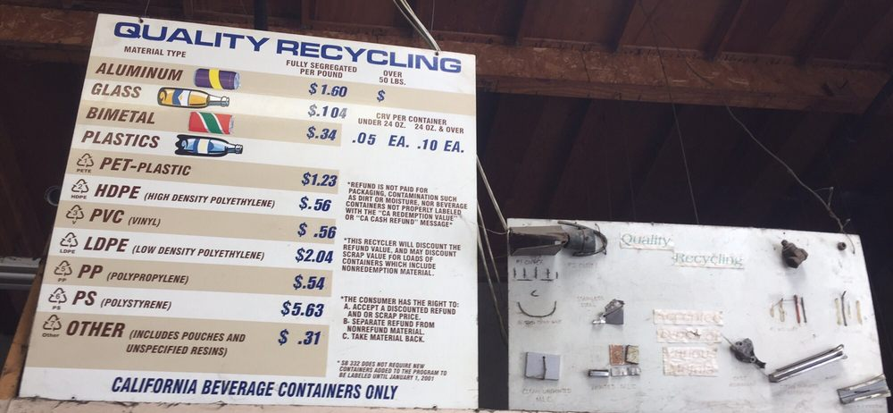 Quality Recycling - 19 Reviews - Recycling Center - 10197