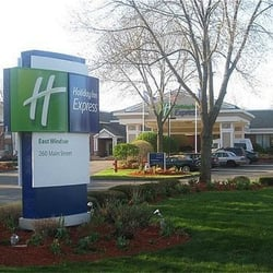Photo Of Holiday Inn Express Hotel East Windsor Ct United States