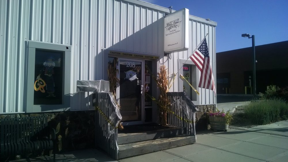 Magic Valley Brewing: 208 Broadway Ave N, Buhl, ID