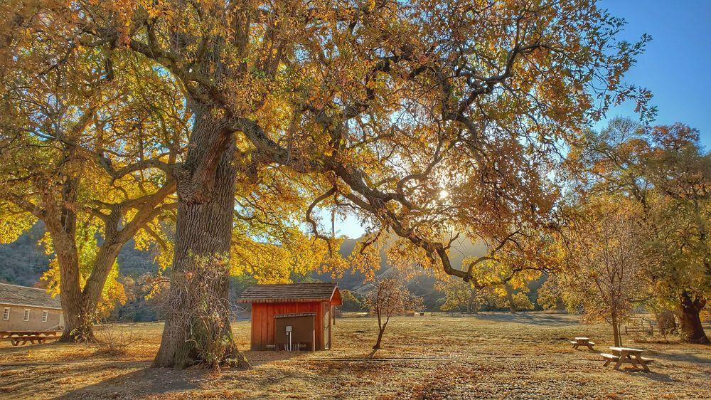 Fort Tejon State Historic Park: Lebec, CA