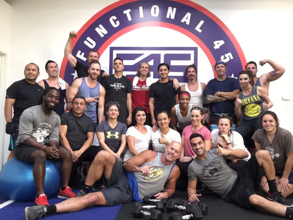 F45 Training Santa Monica