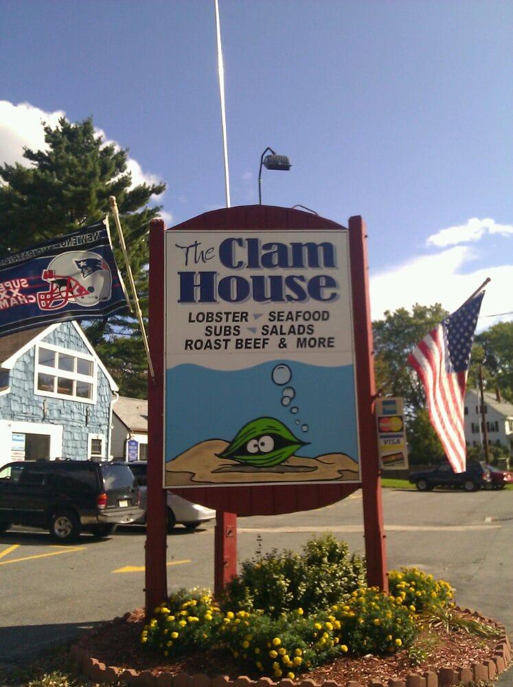 Ipswich Ma Clam Restaurants
