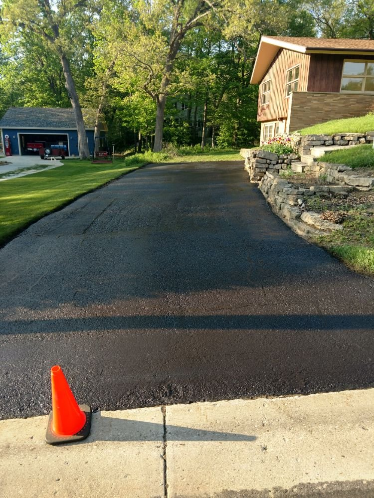 M Harrison Asphalt Maintenance: 2810 Crossroads Dr, Madison, WI