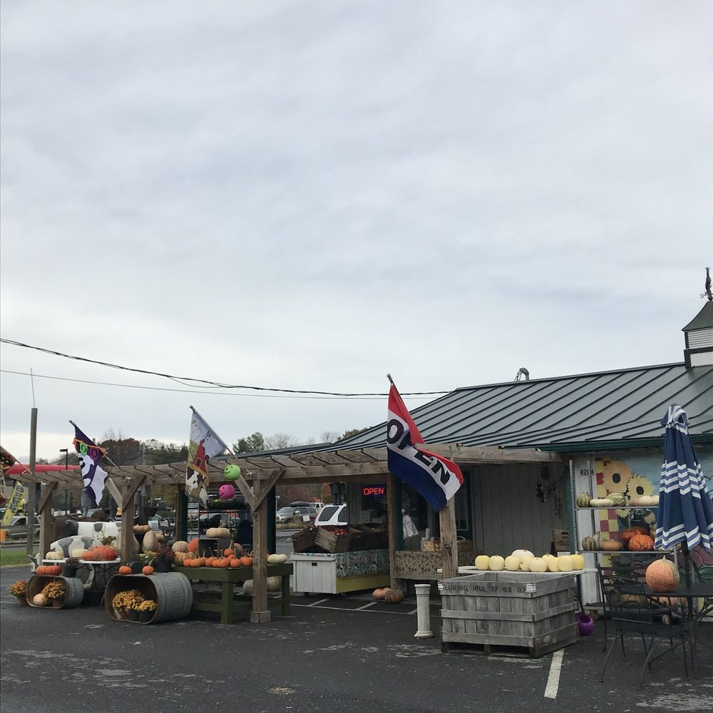 Mt  Airy Farm Market: 8204 John Mosby Hwy, Boyce, VA