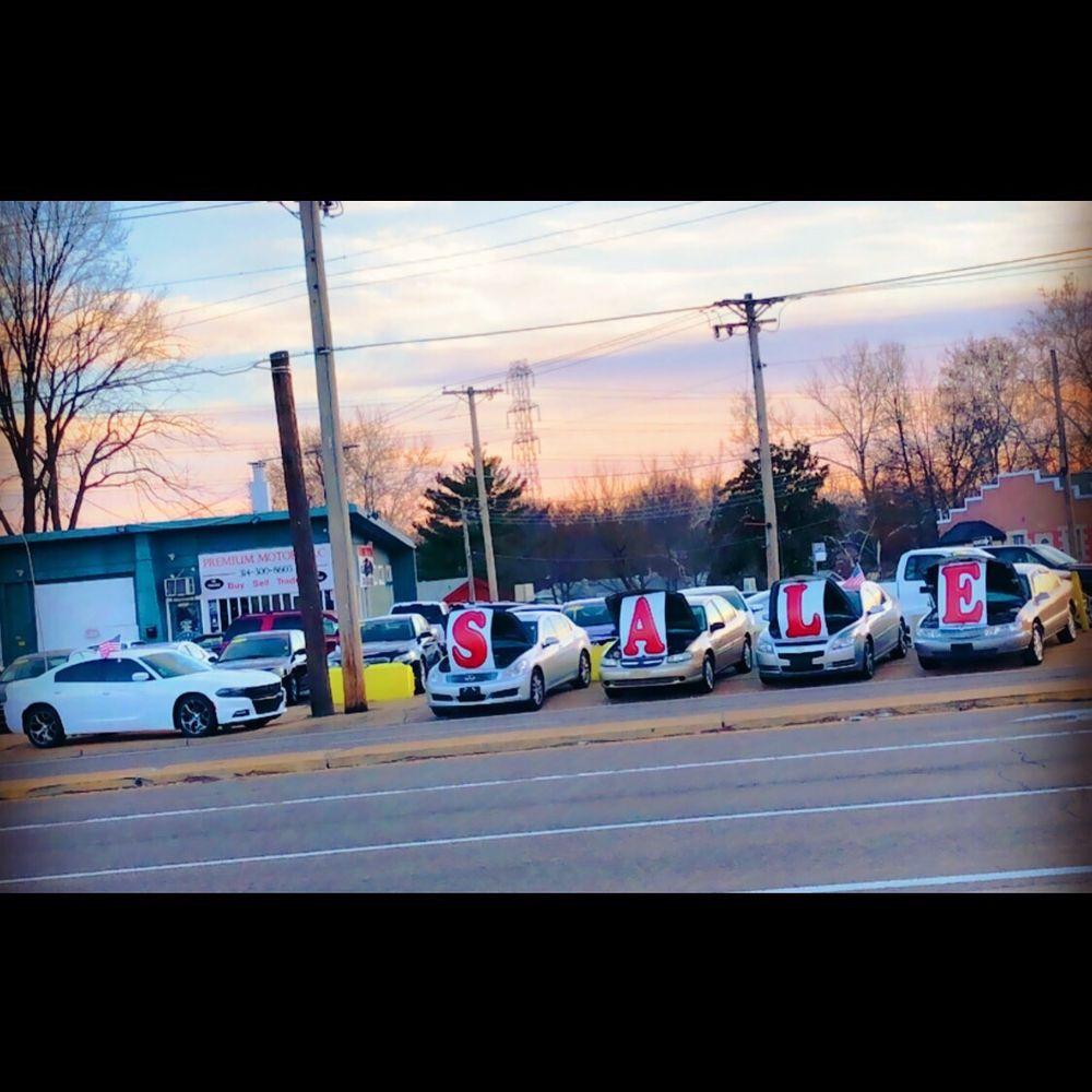 Premium Motors: 7960 Page Ave, St. Louis, MO
