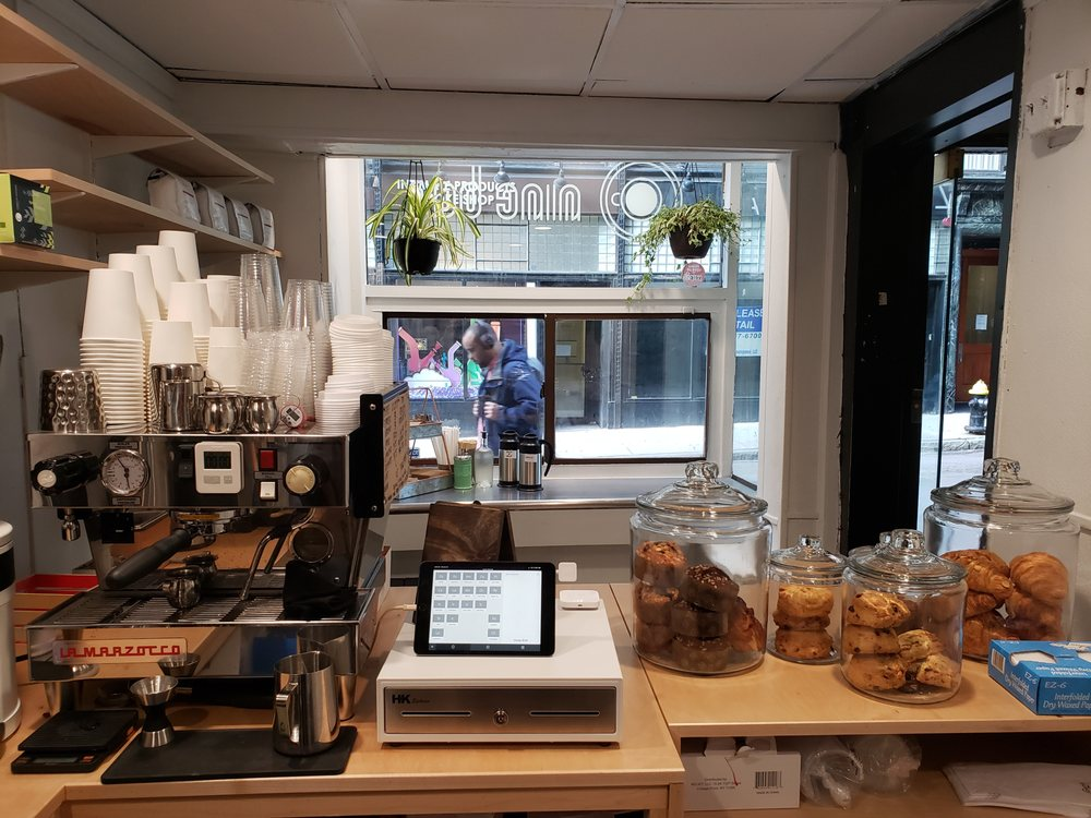 Nine Bar Espresso: 45 Bromfield St, Boston, MA