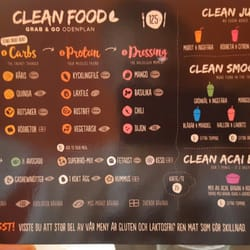 clean food odenplan
