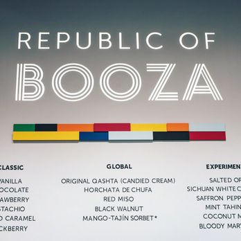 Image result for Republic of Booza