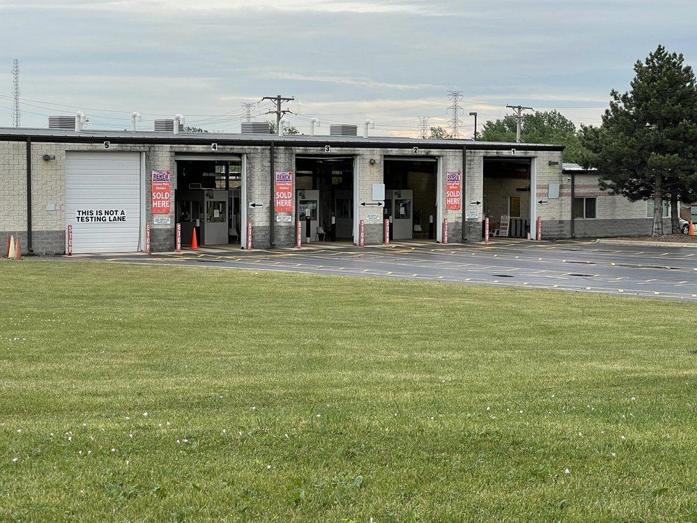 Illinois Emissions Testing Station: 425 S Lombard Rd, Addison, IL