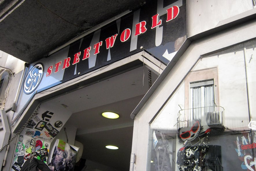Kng StreeWorld