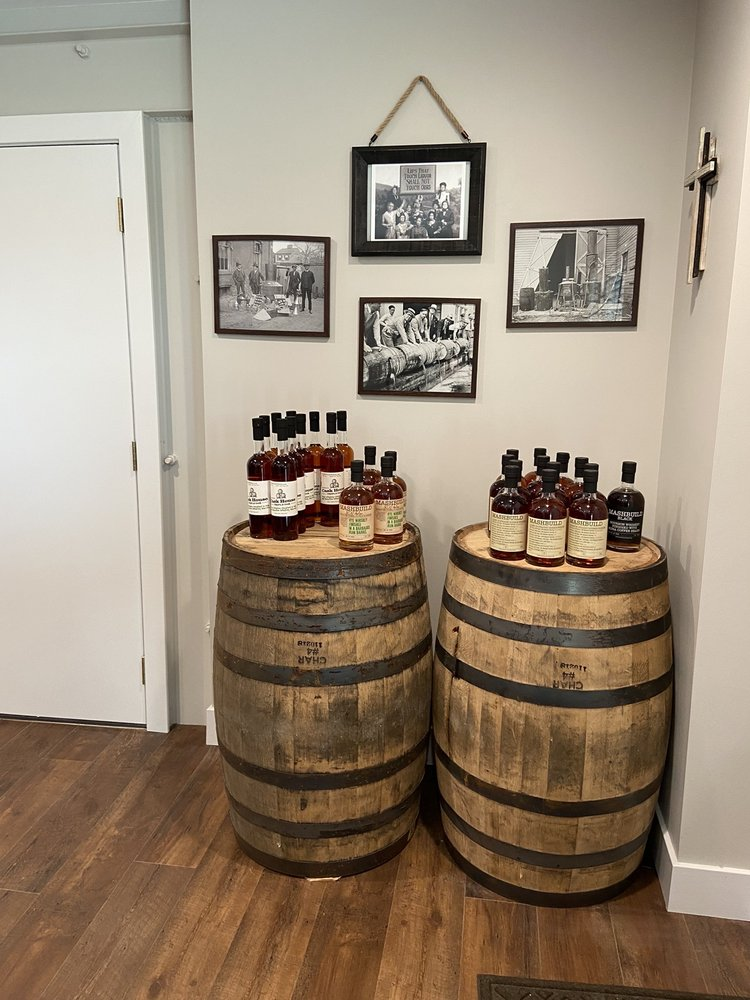 The Washington Distilling: 622 Jefferson St, Washington, MO