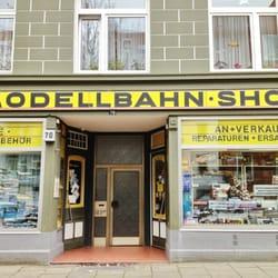 Modellbahn Shop Baurich Hobbyshop Heussweg 70 Eimsbuttel