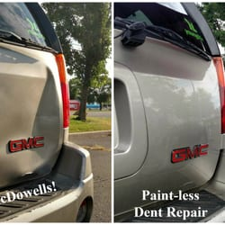 Photo Of McDowells Speciality Repairs   Boise, ID, United States. Small  Dents To
