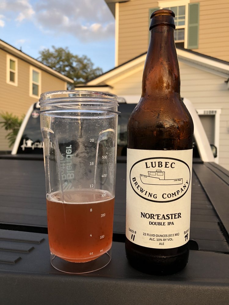 Lubec Brewing Company: 41 Water St, Lubec, ME
