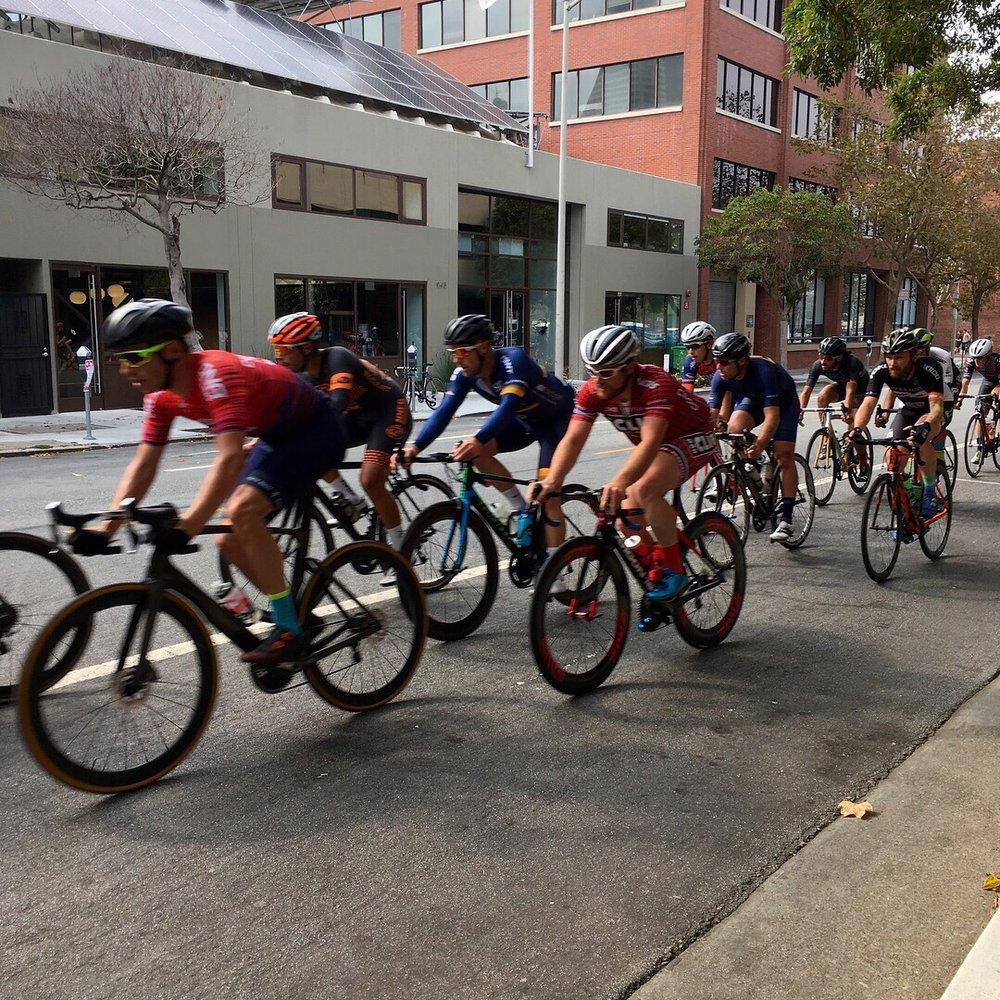 Giro di San Francisco: Battery St, San Francisco, CA