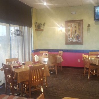 Photo Of Albasha S Restaurant Prairieville La United States Dining Area
