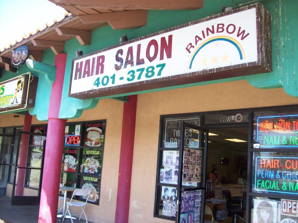 Photos for Rainbow Hair Salon - Yelp