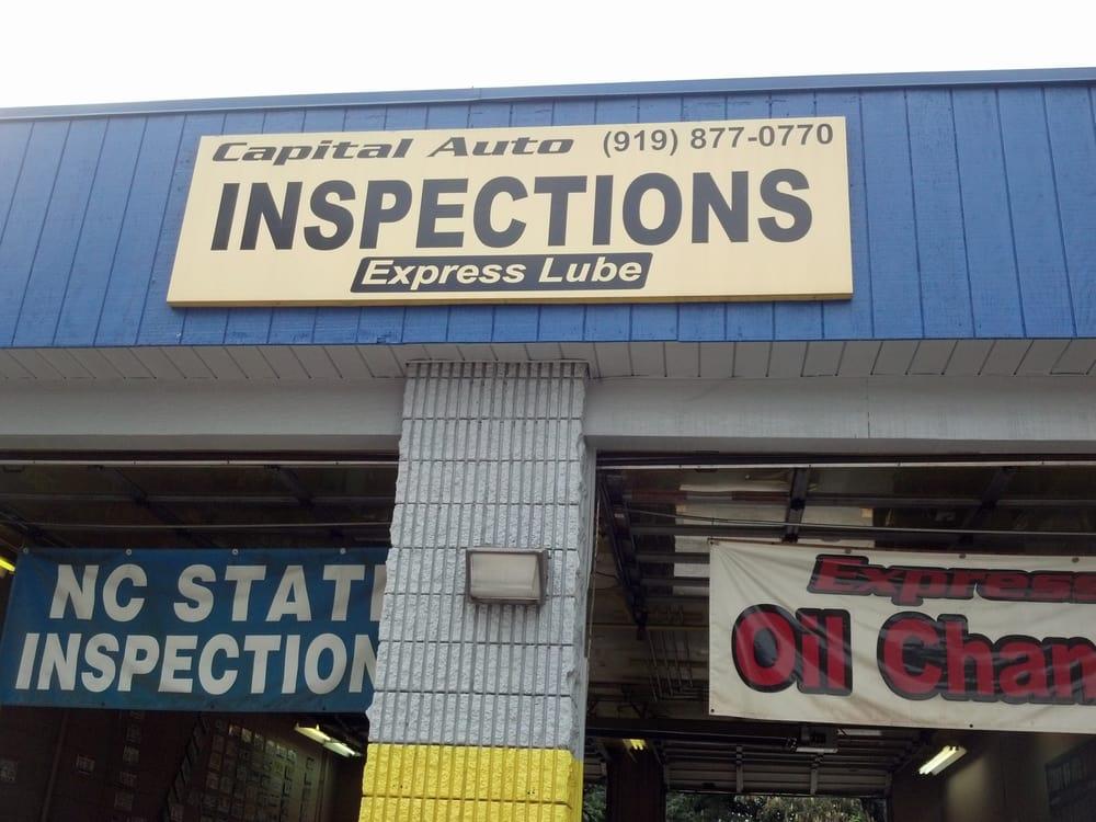 Capital Auto Inspections Automotive 3617 Capital Blvd
