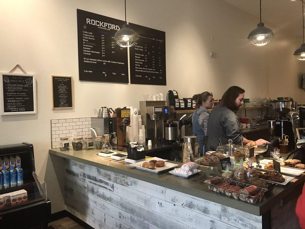 Social Spots from Rockford Coffee