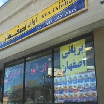 Ava Esfahan Food Market North York On