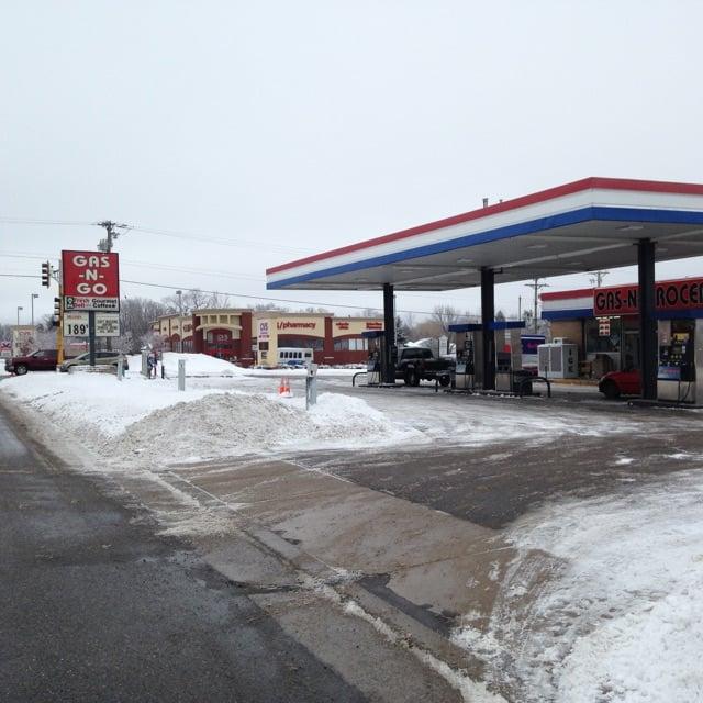 Gas N Go: 2640 Rice St, Saint Paul, MN