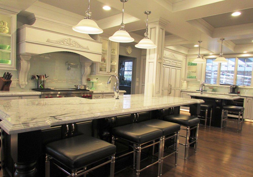Major Kitchen Renovation In Myersville Md By Talon