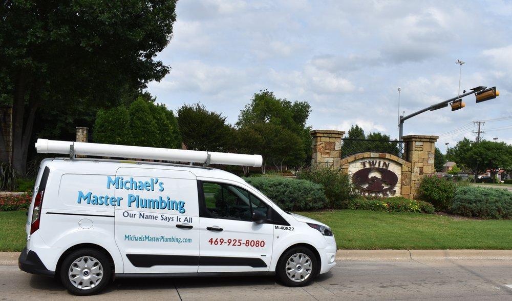 Michael's Master Plumbing: 609 Pilot Point Dr, Allen, TX