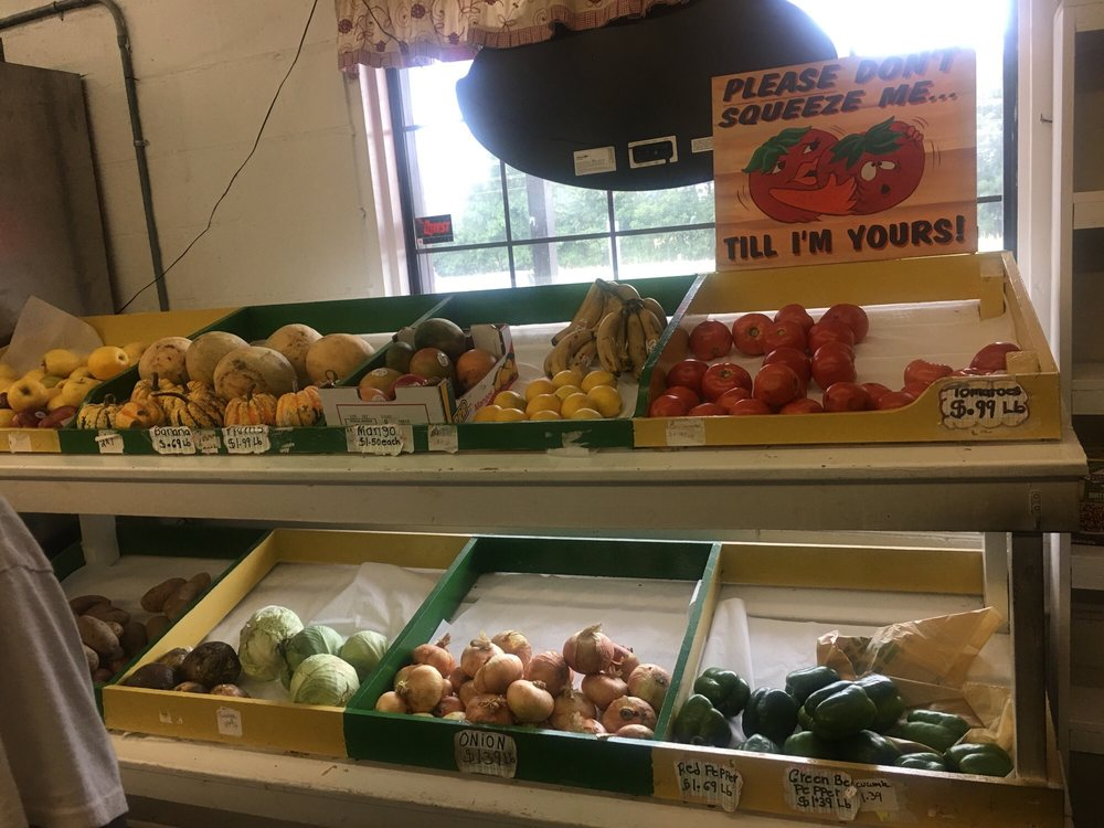 Vance Farmers Market: 10324 Old Number Six Hwy, Vance, SC