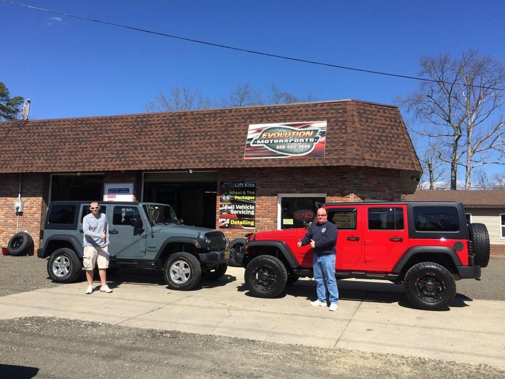 Evolution Motorsports: 4930 White Horse Pike, Egg Harbor City, NJ